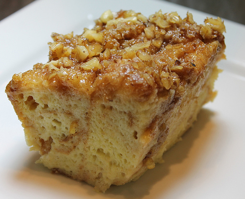 Crockpot French Toast Casserole – Nance and Robyn make the same recipe