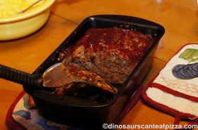 CORE Salsa Meatloaf