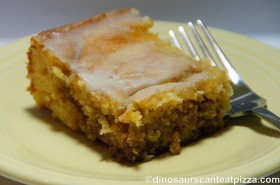 Honey Bun Coffee Cake - Nance and Robyn make the same recipe