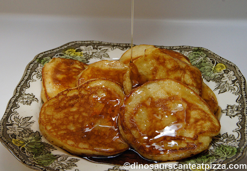 Edna Mae's Sour Cream Pancakes – Nance and Robyn make the same ...