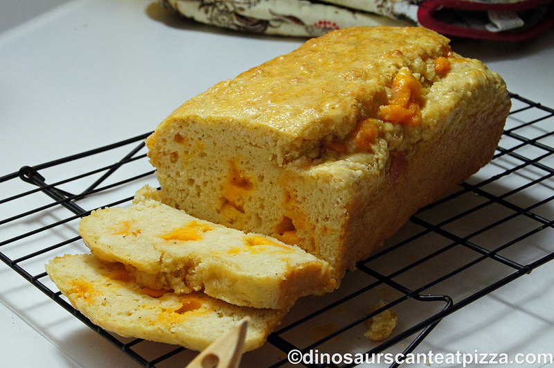 Red Lobster® Cheese Biscuits in a Loaf Pan – Nance and Robyn make the same recipe